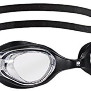 Malmsten Marlin Adult Black Clear